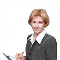 Деловой портрет женщина офисный сотрудник. :: Феликс Кучмакра