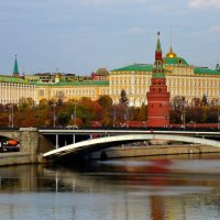Кремль. :: Тамара Бучарская