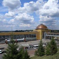 Железнодорожный вокзал в Уфе :: Александр Малышев