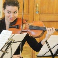 Звуки скрипки :: Sofigrom Софья Громова