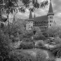 """Замок """"Влюблённый в ветер"""" :: Valery Penkin"""