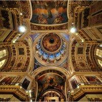 Под куполом Исаакиевского собора :: Алексей Говорушкин