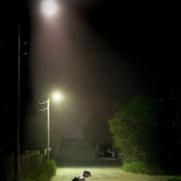 Ночная улица :: Антон Климов