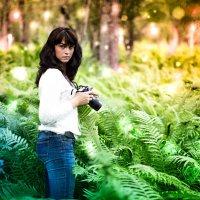 Сказочный лес :: Антон Климов