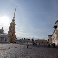 петропавловская крепость :: nadia sergeeva