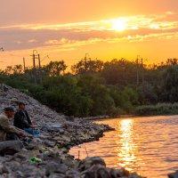 Закат солнца :: Svetlana Bohomol
