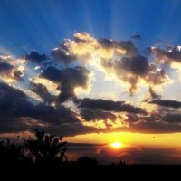 Захід сонця :: Paul'o Kruk