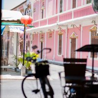 Китайский квартал в Пхукет-таун :: Pavel Fedotoff