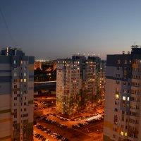ночная жизнь :: Никита Шпаченко