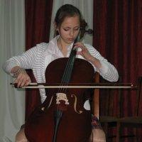 Массне (юная виолончелистка) :: Марина Титова