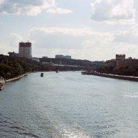 Москва-река :: Алексей Сафонов
