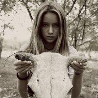 Страх и Злость :: Юля Каратунова
