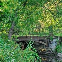 Старый мостик :: Олег Попков