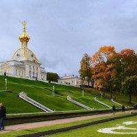 Осень в Петергофе. :: Ольга
