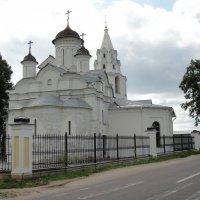 Церковь Зачатия Иоанна Предтечи в Городище :: Ольга Довженко