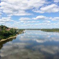 Полдень на Вятке реке :: Татьяна