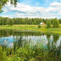 Дом у озера :: Ruslan