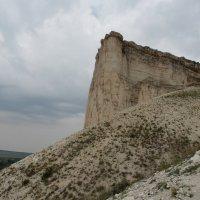 Белая скала :: Инга Егорцева