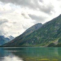 второе Мультинское озеро :: Николай Мальцев