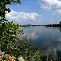Река Бия,август 2021. :: Владимир Михайлович Дадочкин