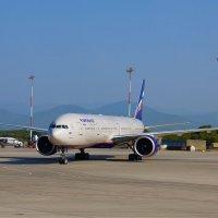 Аэрофлот Boeing 777 :: Игорь Рязaнoв