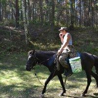 Пути  и тропы конного туриста... :: Андрей Хлопонин