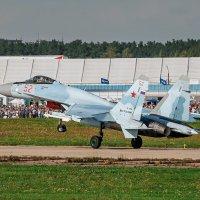 Су-35 :: Александр Святкин