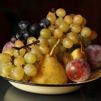 Плоды трудов дачных. :: barsuk lesnoi