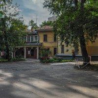 Улица Пречистенка , 32(двор) :: Olga Novikova