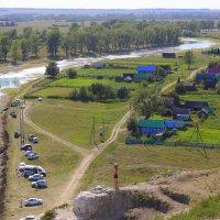 Река Зилим (вид со скалы Акташ) Башкортостан :: Марина Валиуллина