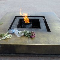 Вечный огонь :: Вера Щукина