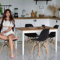 на кухне :: Dmitriy Vargaz