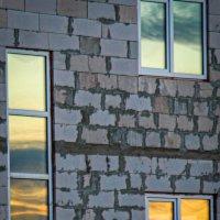 закат в окнах :: Сергей Говорков