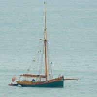 Яхта старинная :: Natalia Harries