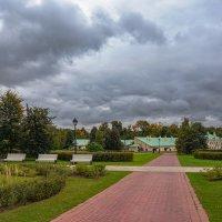 Сентябрь в Царицыно... :: Владимир Жданов