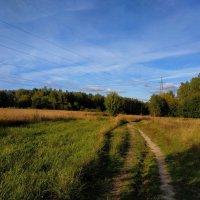 Вот, моя деревня :: Андрей Лукьянов