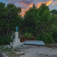 Апостол Павел на острове Млет :: Shapiro Svetlana