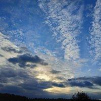 Просто небо всегда не просто небо :-) :: Андрей Лукьянов