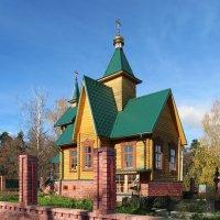 Село Крутец :: Евгений Кочуров