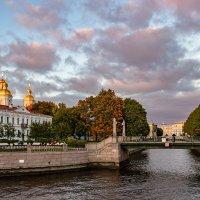 Купола Николо-Богоявленского морского собора :: navalon M