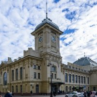 Витебский вокзал :: Виктор Орехов