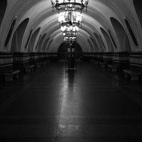 Московское подземелье :: Неизвестный фотограф