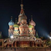 Покровский собор вечером. :: веселов михаил