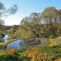 Осенний пейзаж :: Нина Синица