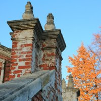 Храм Покрова Пресвятой Богородицы в Филях :: Ninell Nikitina
