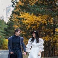 Марк и Тамила :: Батик Табуев