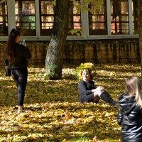 "Мисс ""Осень""-1 :: Александр"