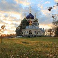 Переделкино Храм Игоря Черниговского :: Ninell Nikitina