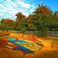 В Мариинском парке :: Ростислав