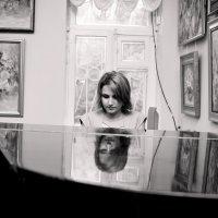 Зеркальная мелодия :: Николай Малявко